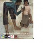 """Exposition """"Daphnis et Chloé"""" au musée de Pontarlier"""