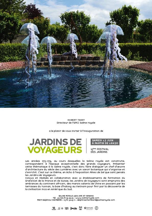 15ème Festival des Jardins à La Saline Royale