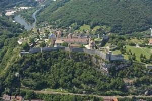 Table ronde à la Citadelle de Besançon.