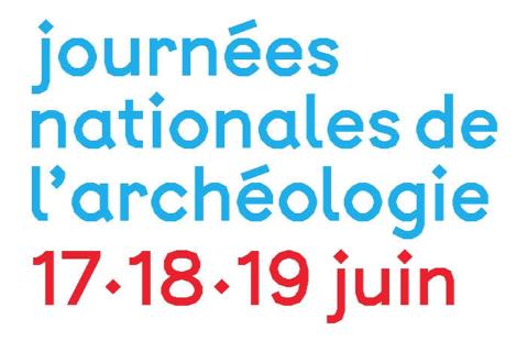 17-18-19 juin 2016 : Journées nationales de l'archéologie à Lons le Saunier et Clairvaux les lacs