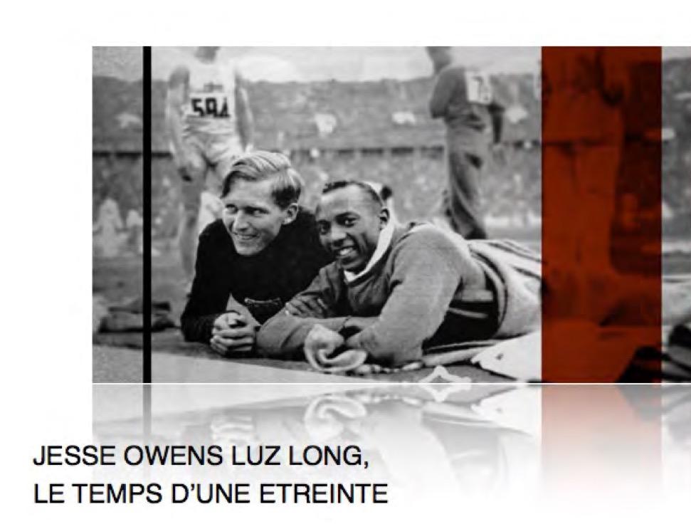 Projection du documentaire «Jesse Owens – Luz Long : le temps d'une étreinte