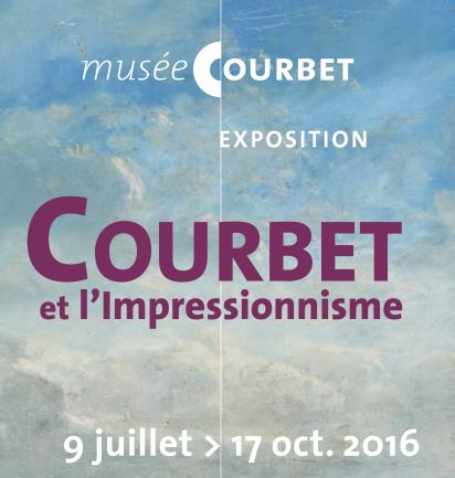 """Musée Courbet - Ornans - """"Courbet et l"""