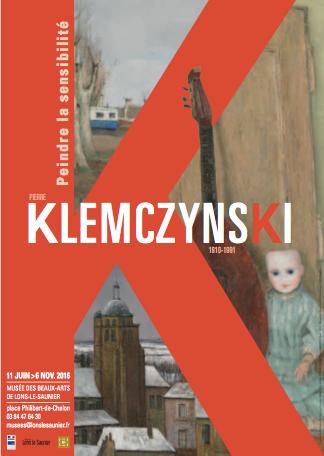 Pierre Klemczynski, Peindre la sensibilité, Musée des Beaux-Arts de Lons le Saunier