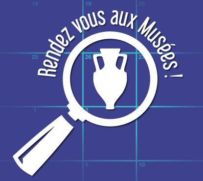 Musées de Lons le Saunier – Rendez vous aux musées – Programme