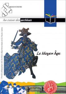 Un dossier sur le Moyen Age du service éducatif des archives de Haute-Saône.