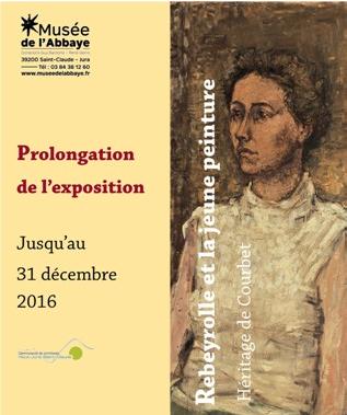 Rebeyrolle et la jeune peinture – Musée de l'Abbaye – du 1er juillet au 31 décembre 2016