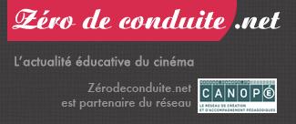 Zéro de conduite, l'actualité éducative du cinéma