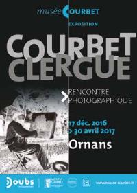 Courbet/Clergue - Rencontre photographique - Musée Courbet - jusqu
