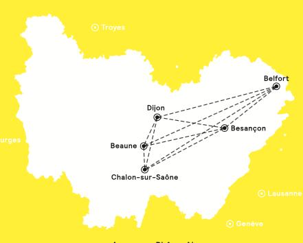 Plateforme des écoles d'art publiques de Bourgogne Franche-Comté