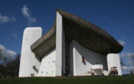 Découvrez la Colline Notre-Dame du Haut à Ronchamp !