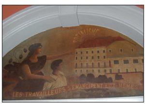 Un dossier pédagogique sur la Fraternelle de Saint-Claude.