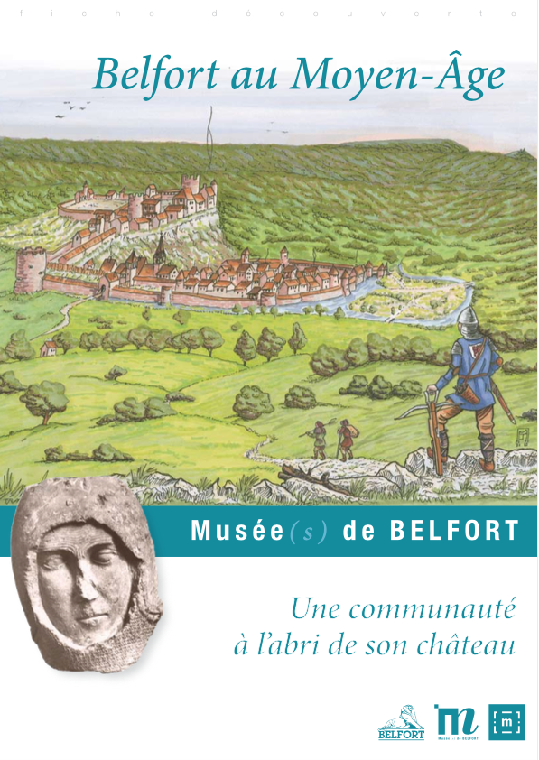 """Fiche pédagogique """"Belfort au Moyen-Age"""" – Musées de Belfort"""