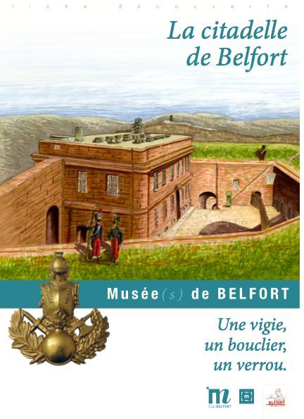 """Fiche pédagogique """"La citadelle de Belfort"""" – Musées de Belfort"""