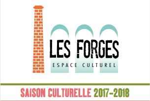 Forges de Fraisans – Programme de la saison culturelle 2017-2018