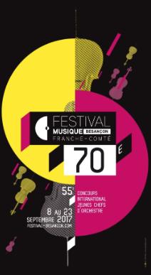 Festival de musique de Besançon Franche Comté – du 8 au 23 septembre 2017