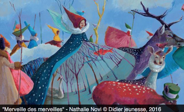 Le Monde de Nathalie Novi – Saline Royale – Jusqu'au 1er octobre 2017