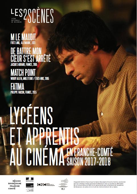 Lycéens et apprentis au cinéma en Franche-Comté – Saison 2017-2018