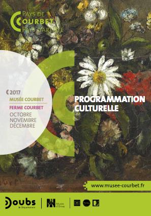 Agenda trimestriel du Musée Courbet