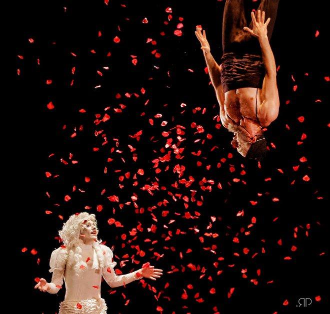 Forges de Fraisans – Les Rois Vagabonds – cirque – 23 et 24 novembre 2017