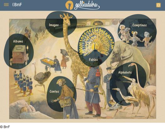 Gallica s'ouvre aux jeunes lecteurs avec «Gallicadabra»