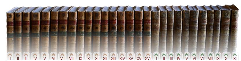 L'Encyclopédie désormais accessible en ligne sur le site de l'Académie des sciences