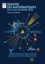 Semaine des mathématiques du 12 au 18 mars 2018