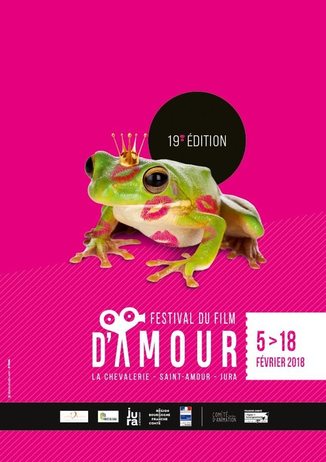 Festival du film d'amour – Saint-Amour – Du 5 au 18 février 2018
