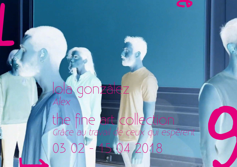 19, Crac de Montbéliard : Lola Gonzàlez – The Fine Art Collection