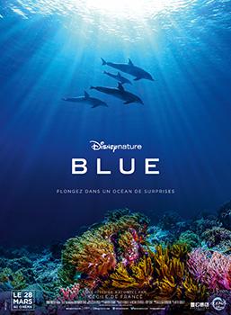 """Dossier pédagogique du film """"Blue"""" au cinéma le 28 mars 2018"""