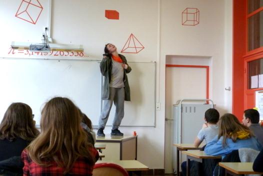 Scènes du Jura – Le théâtre c'est (dans ta) classe