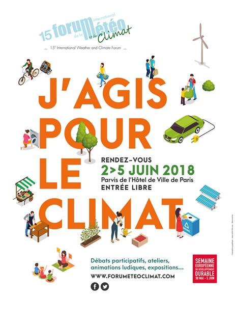 Visites pédagogiques et prix de l'éducation pour le climat – FIM 2018