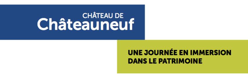 Découvrez les activités pédagogiques proposées au château de Châteauneuf !