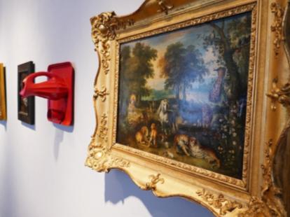 Etienne Bossut - REMAKE - Musée des Beaux-Arts de Dole - jusqu