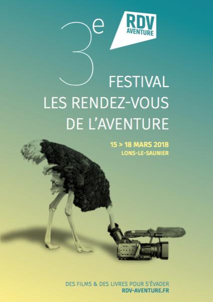 Les RDV de l'aventure – Lons le Saunier – du 15 au 18 mars 2018