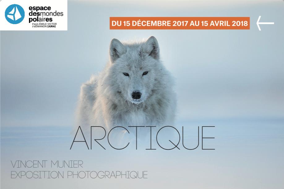 """""""Arctique"""" – Exposition photographique – Espace des mondes polaires"""