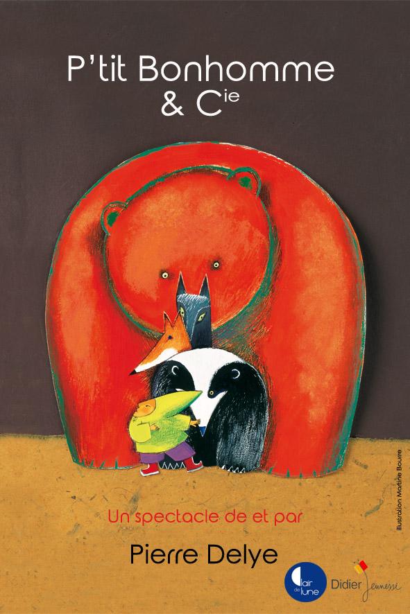 """Forges de Fraisans – """"P'tit bonhomme et Cie"""", spectacle de contes par Pierre Delye"""