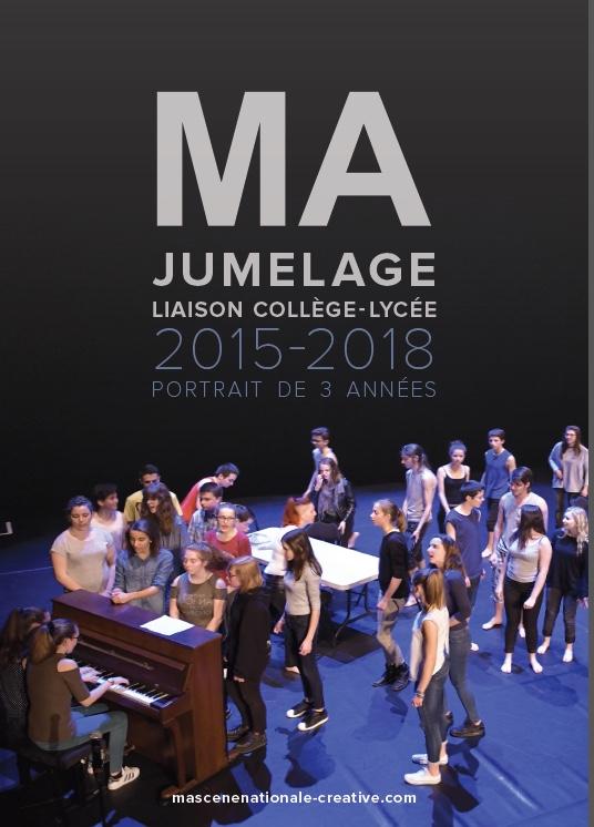 MA scène nationale : Portrait de 3 années de jumelage Liaison collège-lycée.