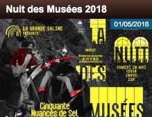 Nuit des Musées 19 mai 2018 – Grande Saline de Salins-les-Bains – Les Urbaindigènes sont de retour