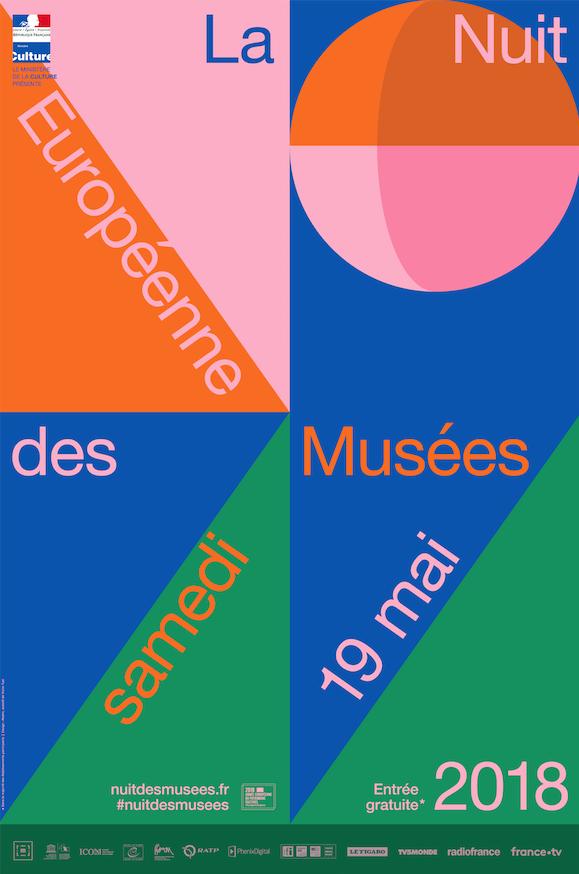 Nuit des musées à Lons le Saunier – Samedi 19 mai 2018