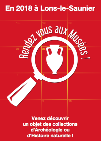 Rendez vous aux musées – Quartz & Co – Musées de Lons le Saunier
