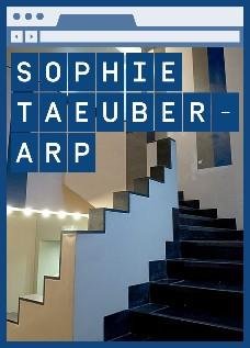 Découvrez le dossier web de Canopé consacré à Sophie Taeuber-Arp