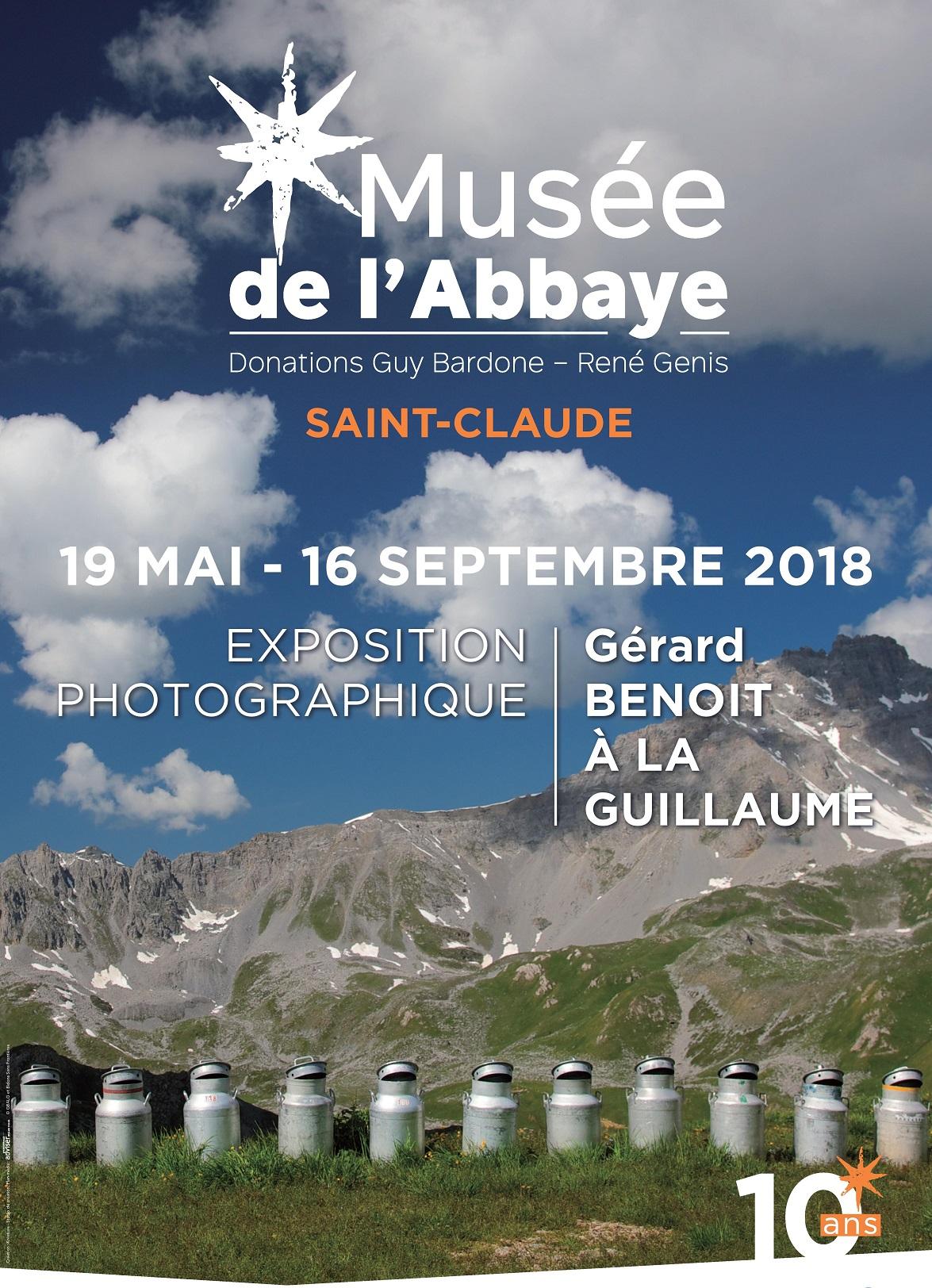 Musée de l'Abbaye de Saint-Claude – Bidons sans frontières