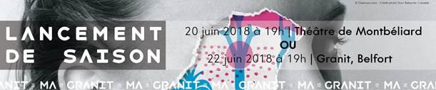 Présentation de saison – Le Granit Belfort et MA scène nationale Montbéliard