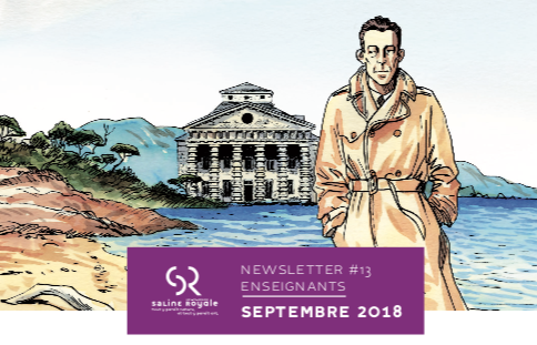 Saline Royale d'Arc-et-Senans : newsletter septembre 2018