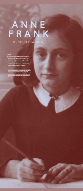 Exposition Anne Frank : une visite préparatoire à destination des enseignants