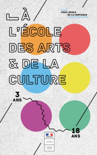 A l'école des arts et de la culture de 3 à 18 ans