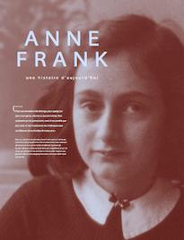 Anne Frank, une histoire d'aujourd'hui – du 21 janvier au 8 février 2019