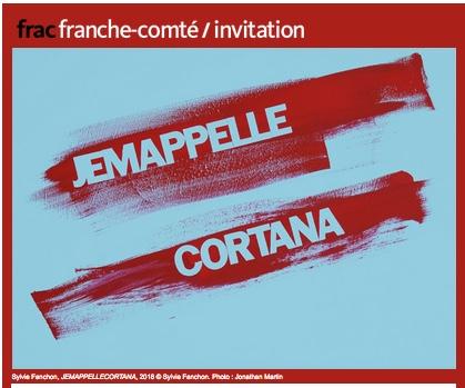 frac franche-comté / nouvelle exposition, sylvie fanchon / vernissage samedi 20 octobre