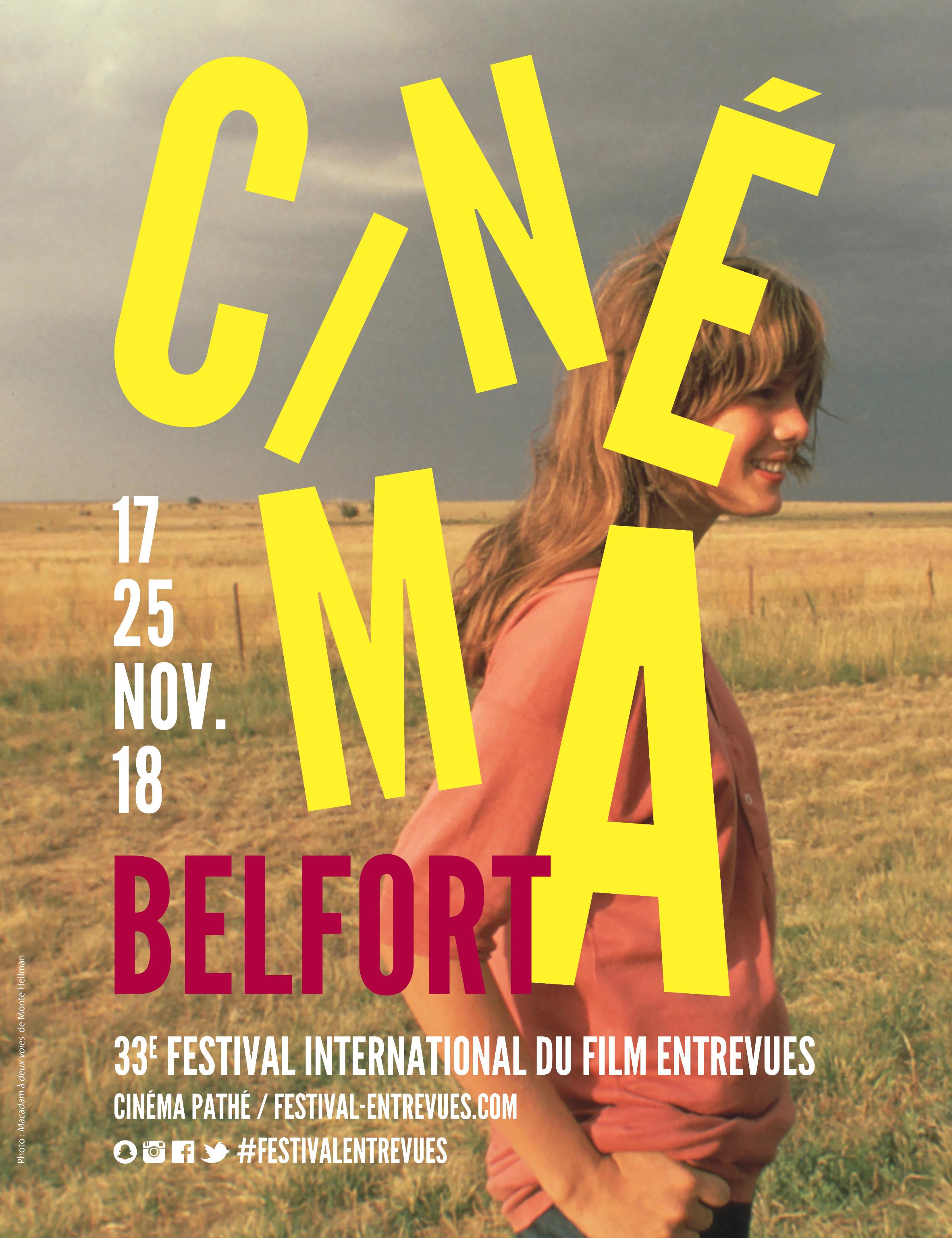 Festival Entrevues – Reprise du palmarès à la cinémathèque française