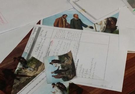 «Re-Bonjour M. Courbet!» : un projet interdisciplinaire au lycée Nodier de Dole